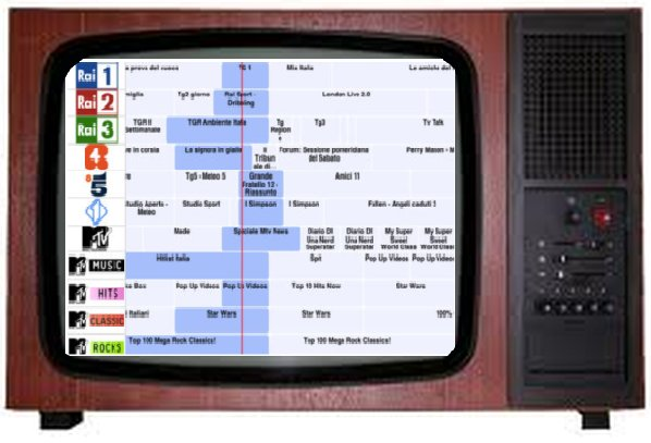 Guida programmi tv for Programmi tv oggi pomeriggio
