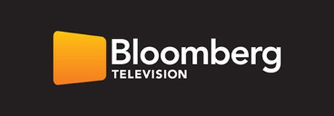 logo bloomberg tv