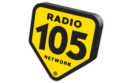 logo radio 105 tv