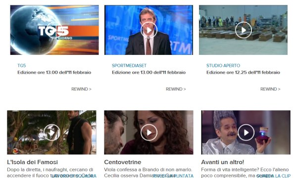 video-mediaset-streaming