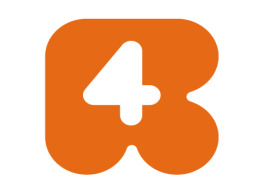 logo rete 4